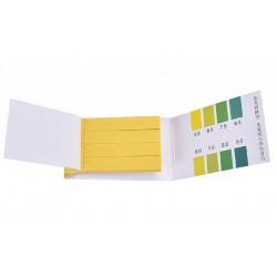 Хартиени лентички за измерване на pH на урината