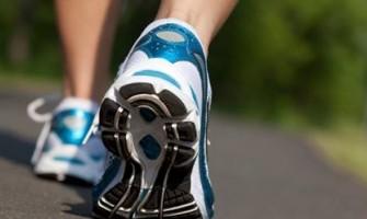 Сваляне на килограми с ходене