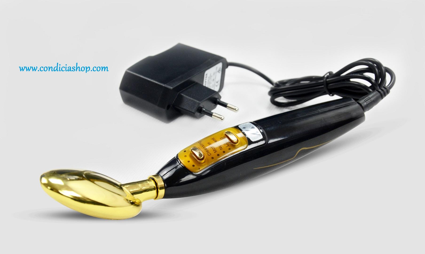 Галванична ултразвукова залатна лъжичка